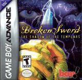 Broken Sword: The Shadow of the Templars (Game Boy Advance)